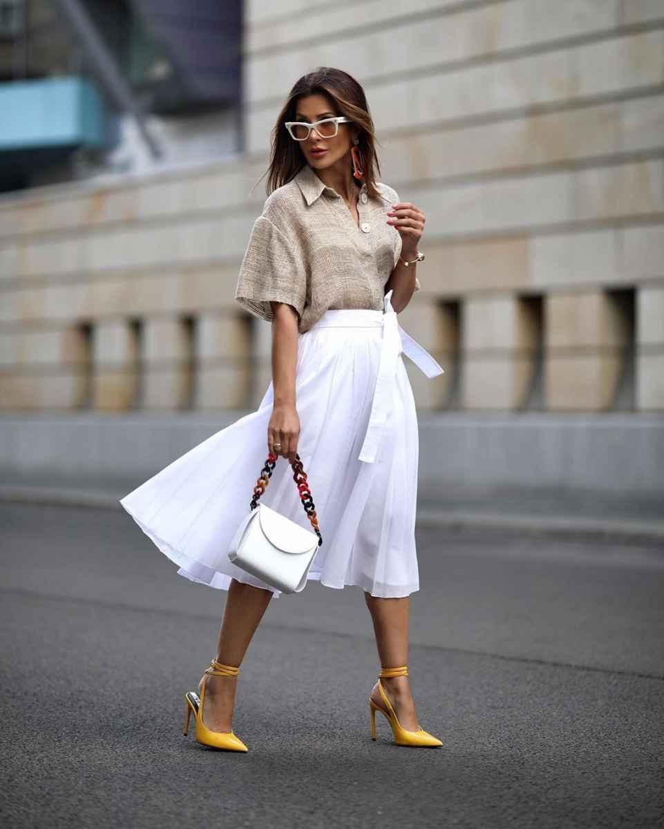Модные луки для собеседования на работу женщине фото_6
