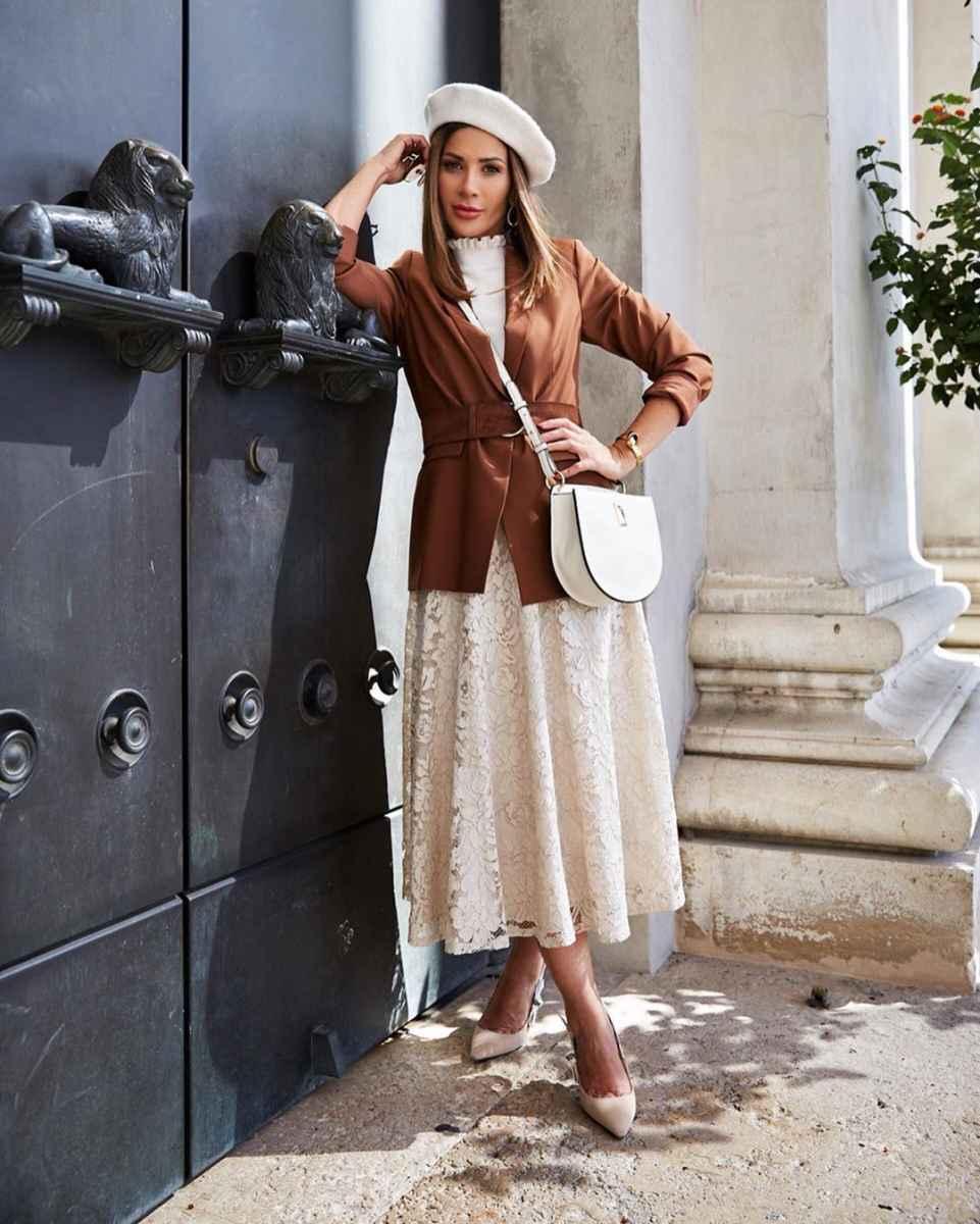 Модные луки для собеседования на работу женщине фото_5
