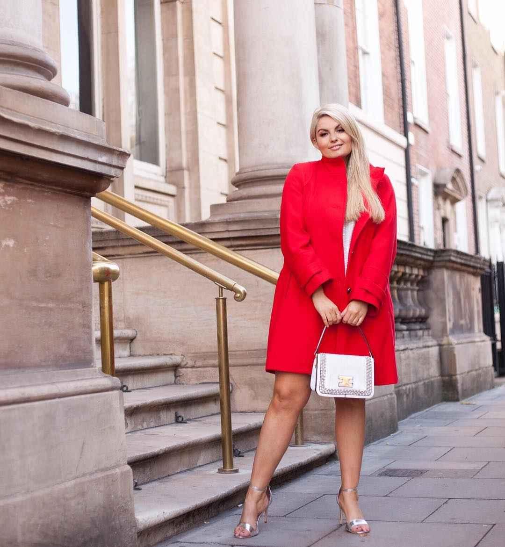 Модная верхняя одежда для полных женщин осень-зима 2019-2020 фото_12