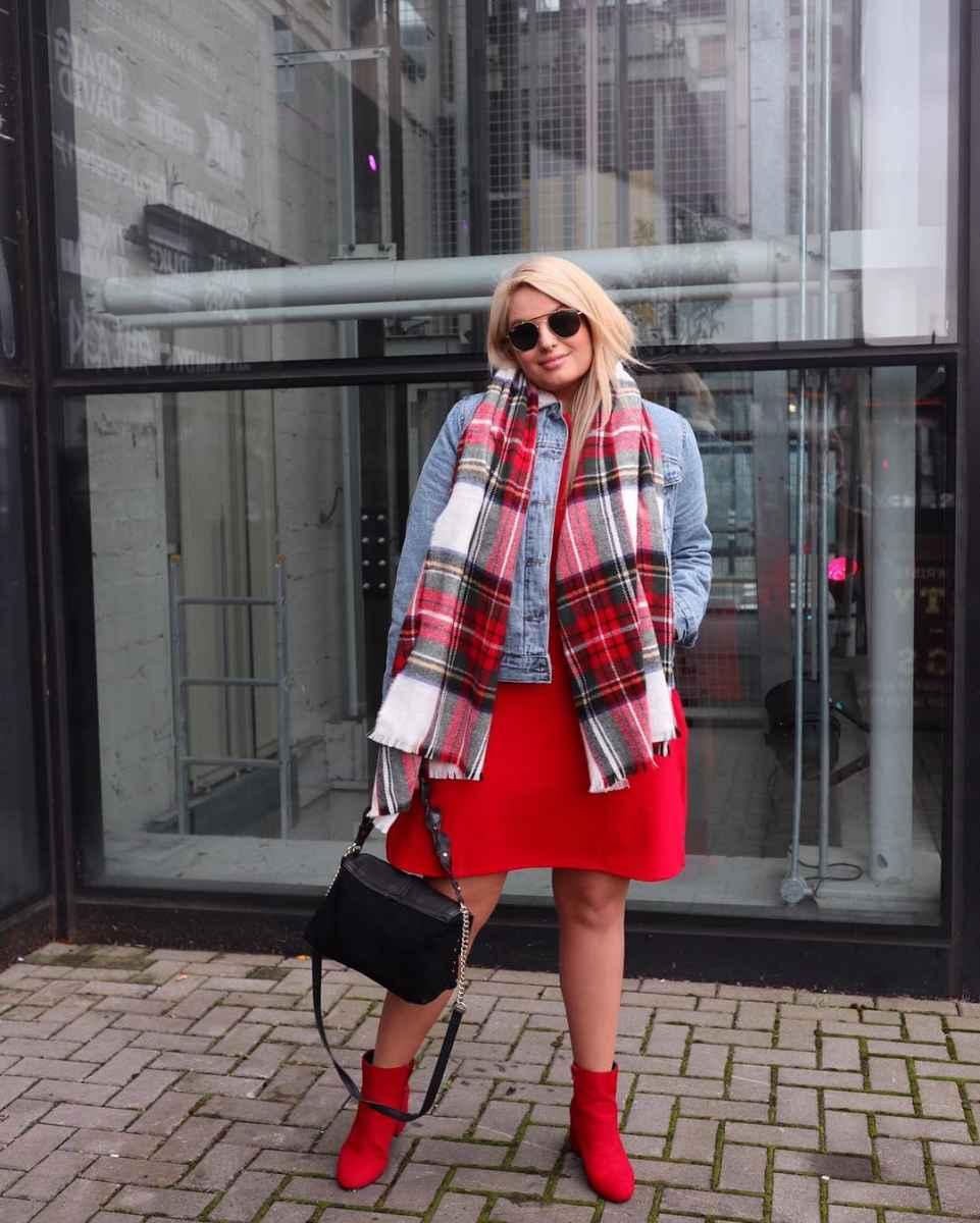 Модная верхняя одежда для полных женщин осень-зима 2019-2020 фото_6