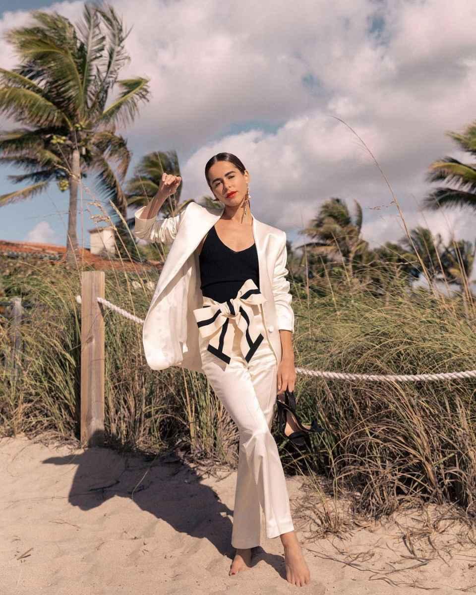 Модные луки для собеседования на работу женщине фото_155