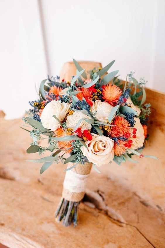 Красивый букет для невесты фото_14