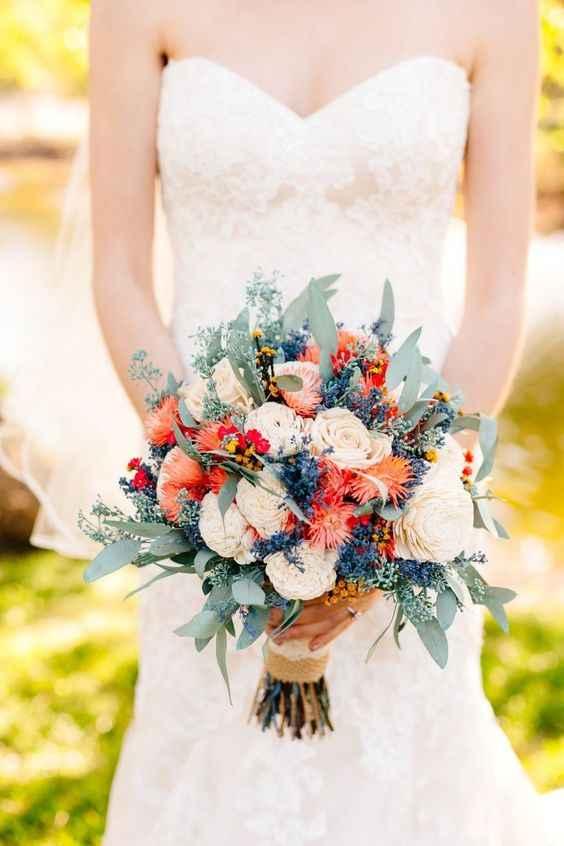 Красивый букет для невесты фото_20