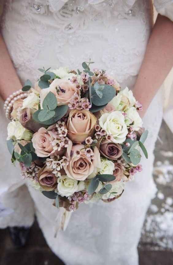 Красивый букет для невесты фото_11