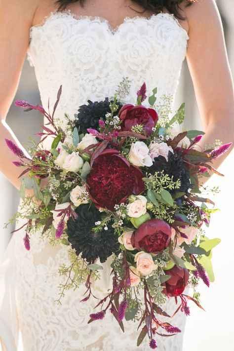Красивый букет для невесты фото_15