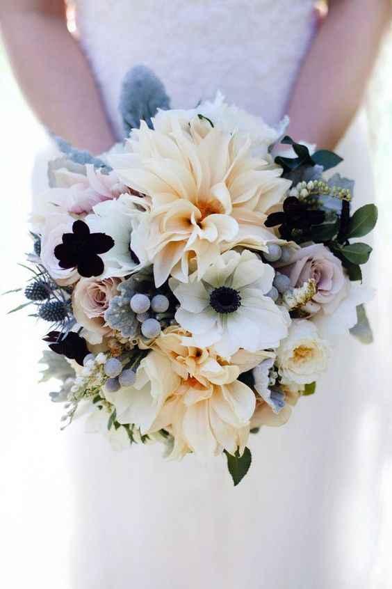 Красивый букет для невесты фото_16