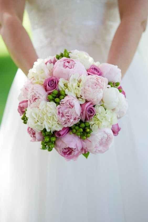 Красивый букет для невесты фото_10