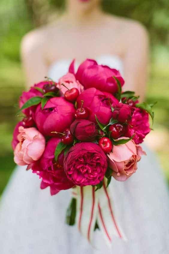 Красивый букет для невесты фото_13