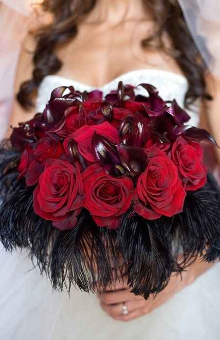 Красивый букет для невесты фото_9
