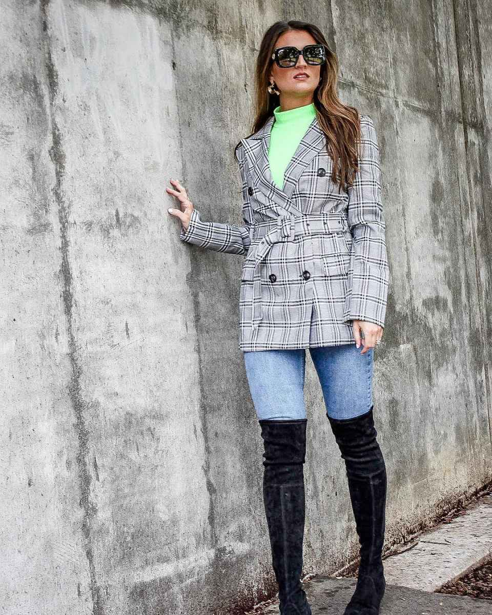 Мода для невысоких осень-зима 2019-2020 фото_114