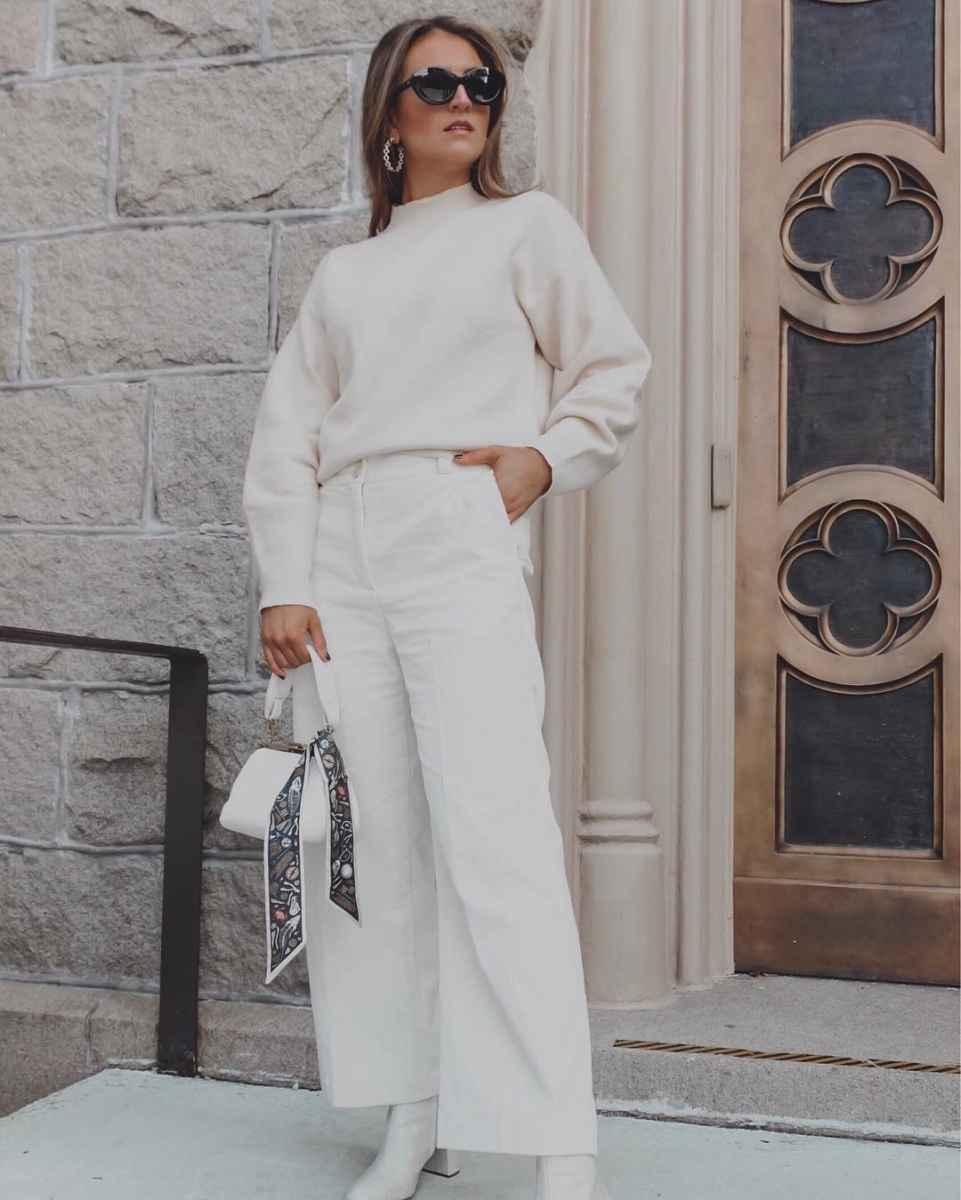 Мода для невысоких осень-зима 2019-2020 фото_106