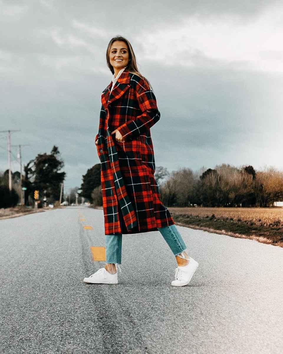 Мода для невысоких осень-зима 2019-2020 фото_105