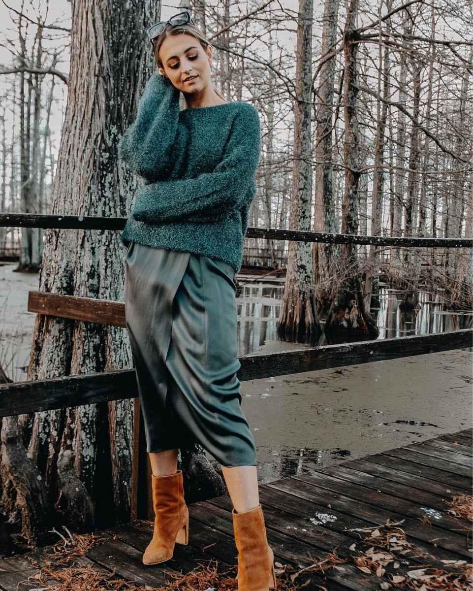 Мода для невысоких осень-зима 2019-2020 фото_101