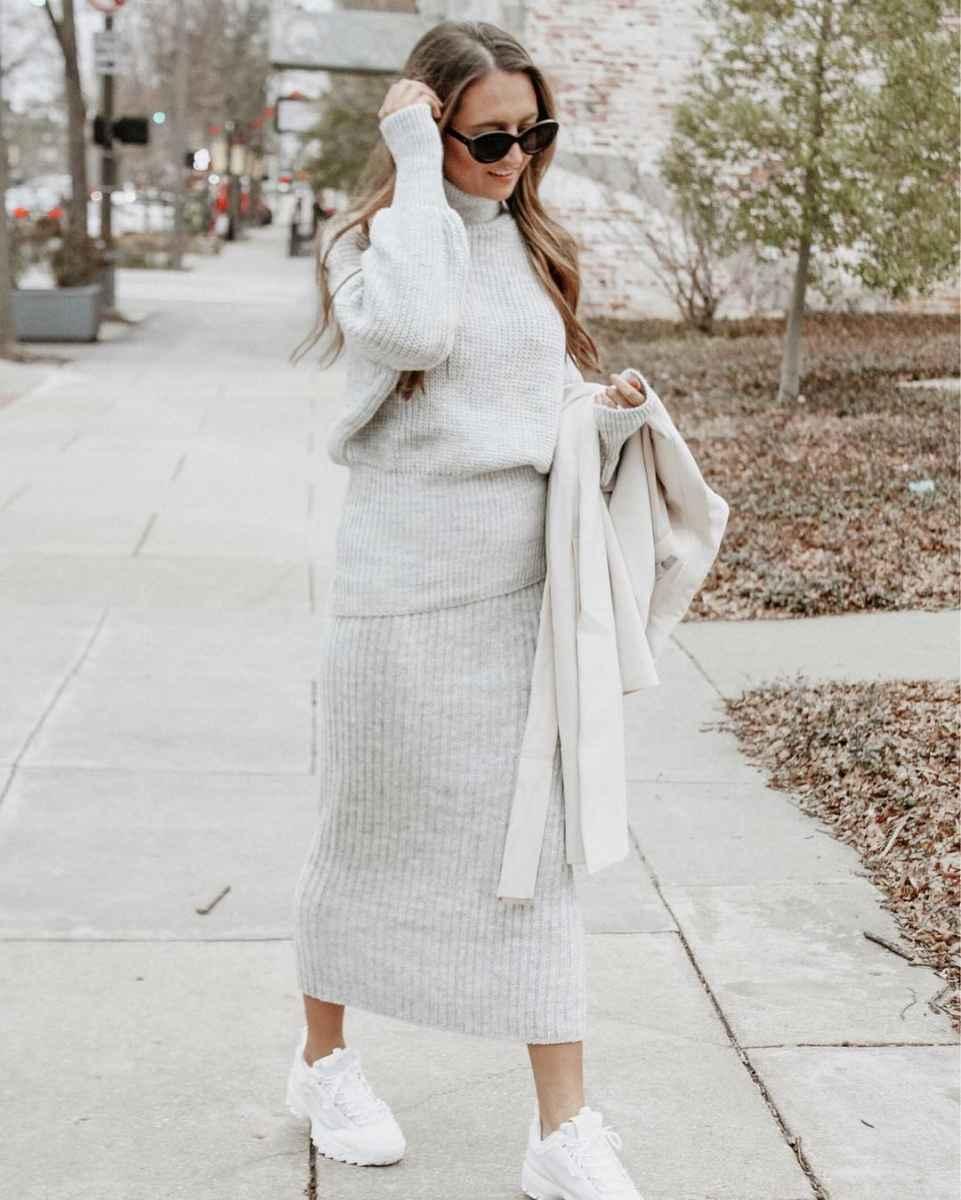 Мода для невысоких осень-зима 2019-2020 фото_9