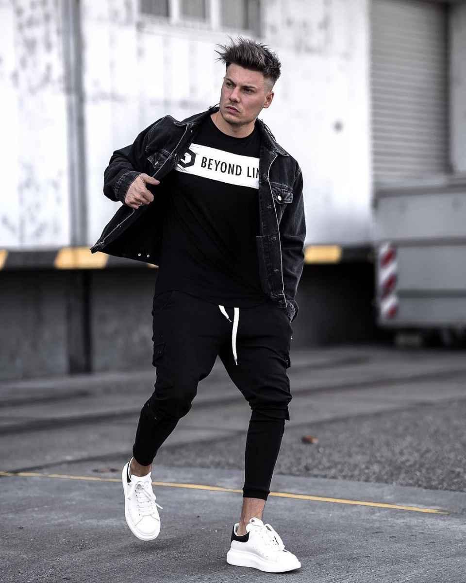 Как одеться мужчине стильно и недорого фото идеи_18