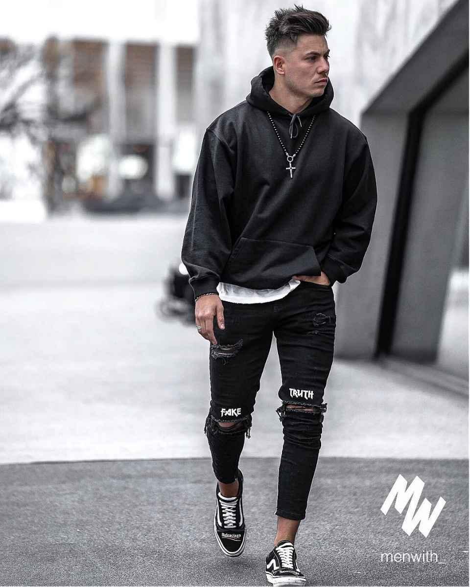 Как одеться мужчине стильно и недорого фото идеи_13