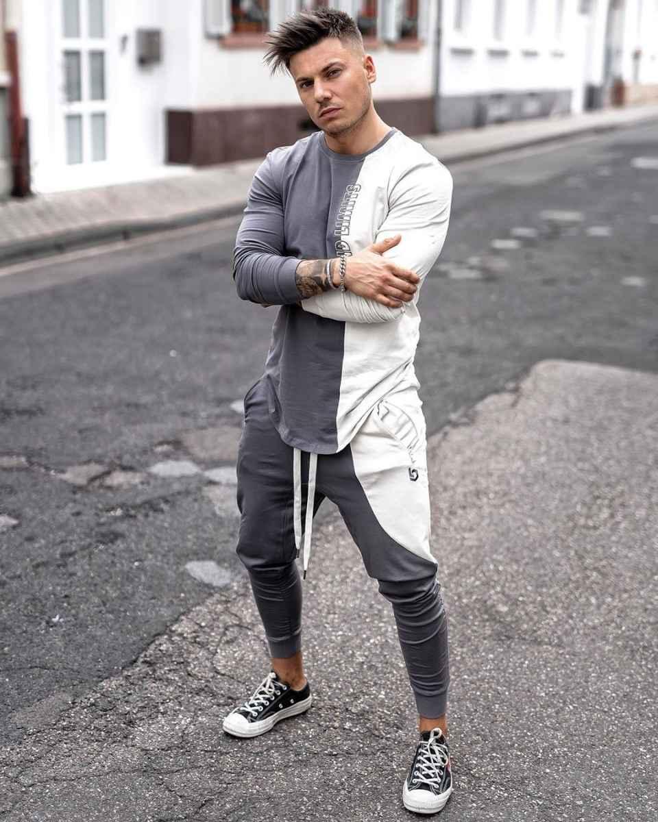 Как одеться мужчине стильно и недорого фото идеи_12