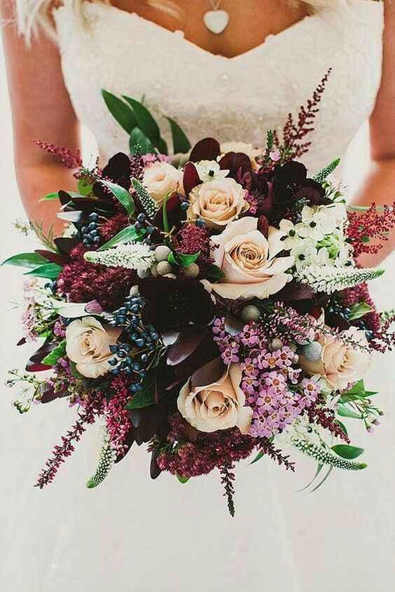 Красивый букет для невесты фото_1