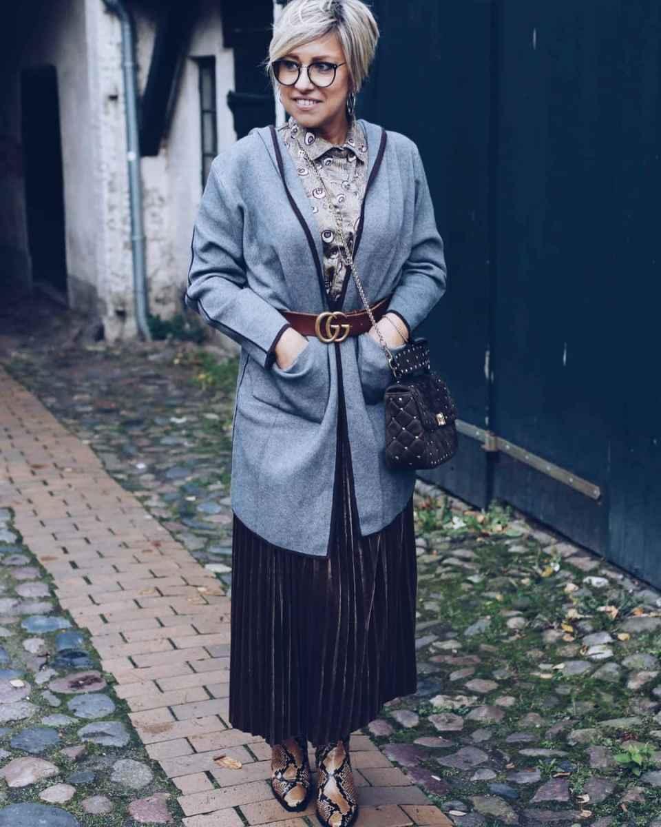 Луки для деловой женщины 40 лет фото_34
