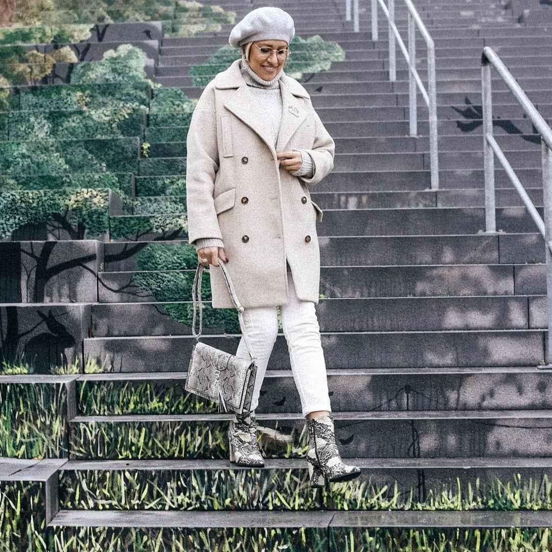 Луки для деловой женщины 40 лет фото_28