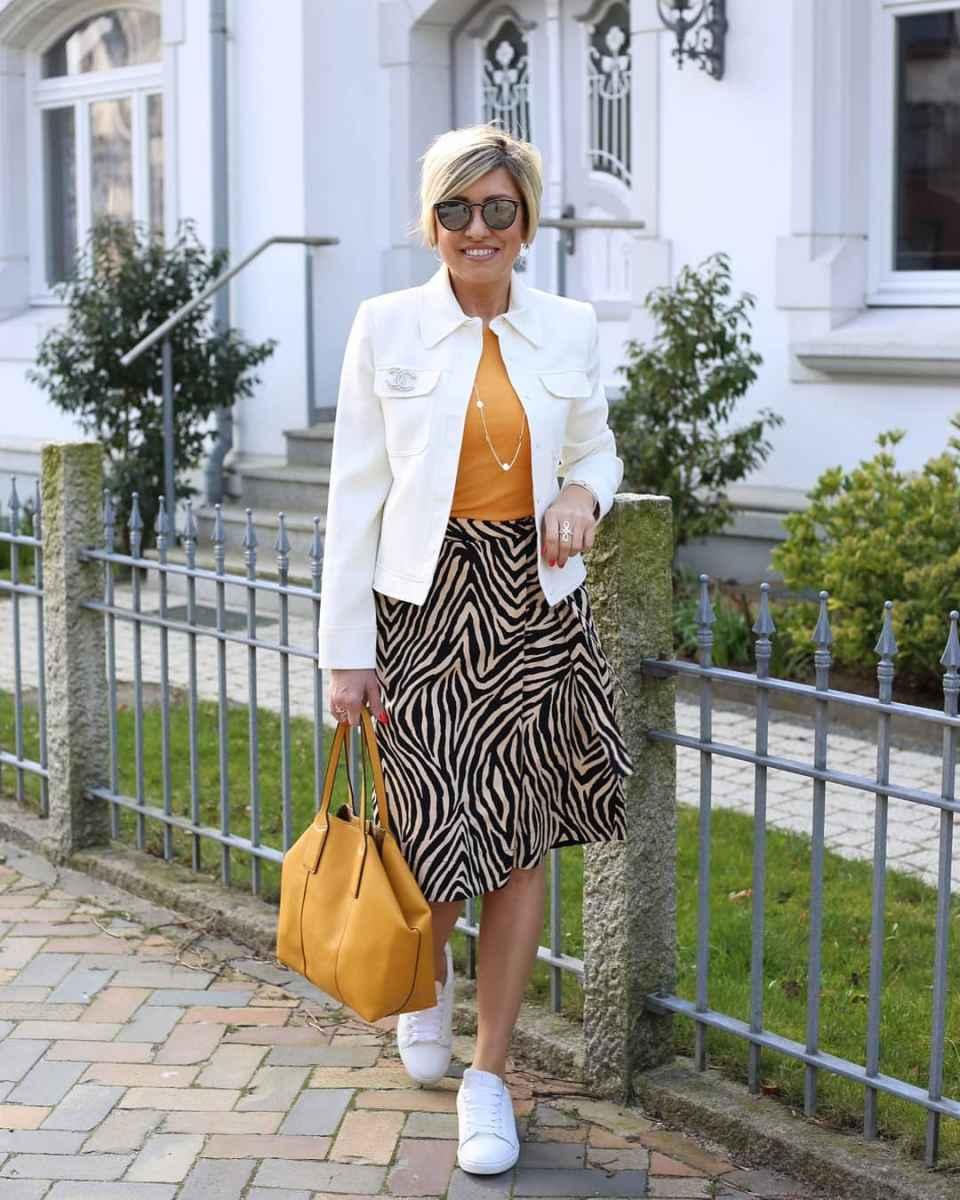 Луки для деловой женщины 40 лет фото_20