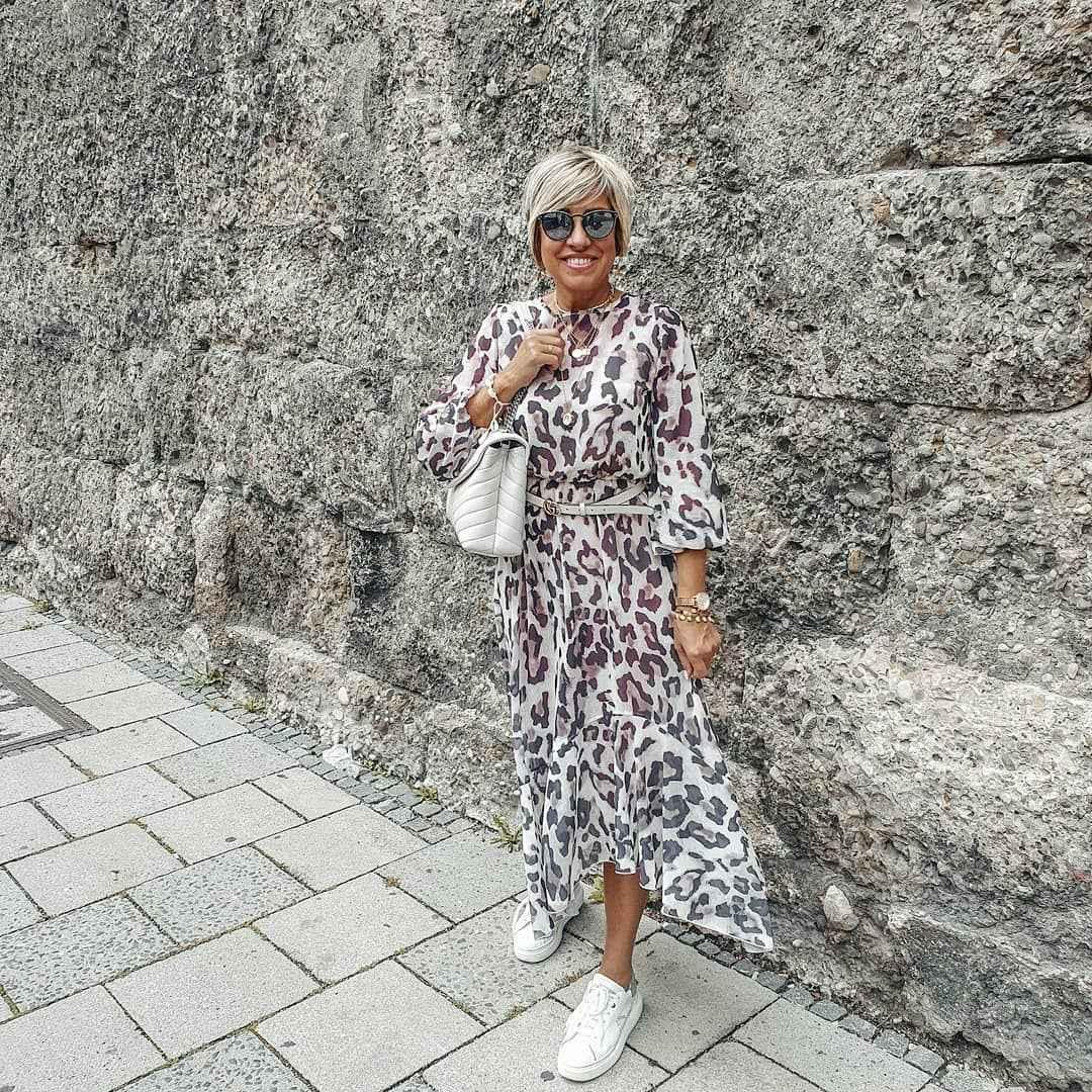 Луки для деловой женщины 40 лет фото_6