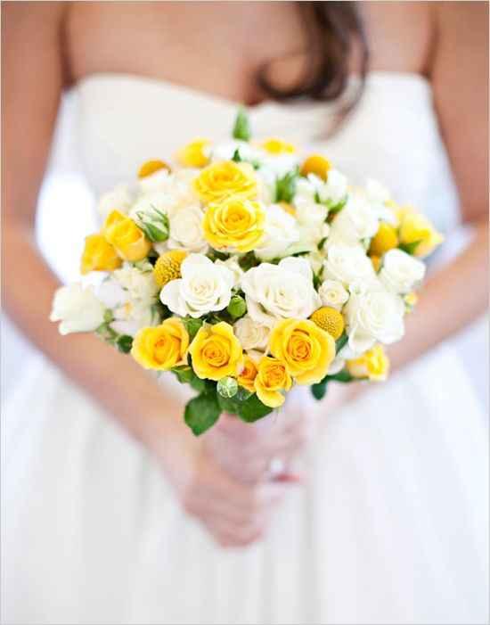 Красивый букет для невесты фото_21