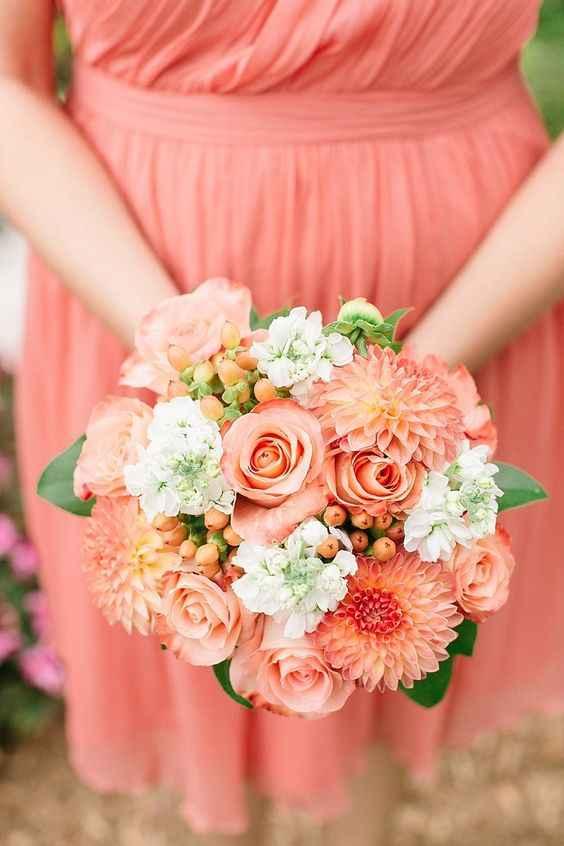 Красивый букет для невесты фото_5