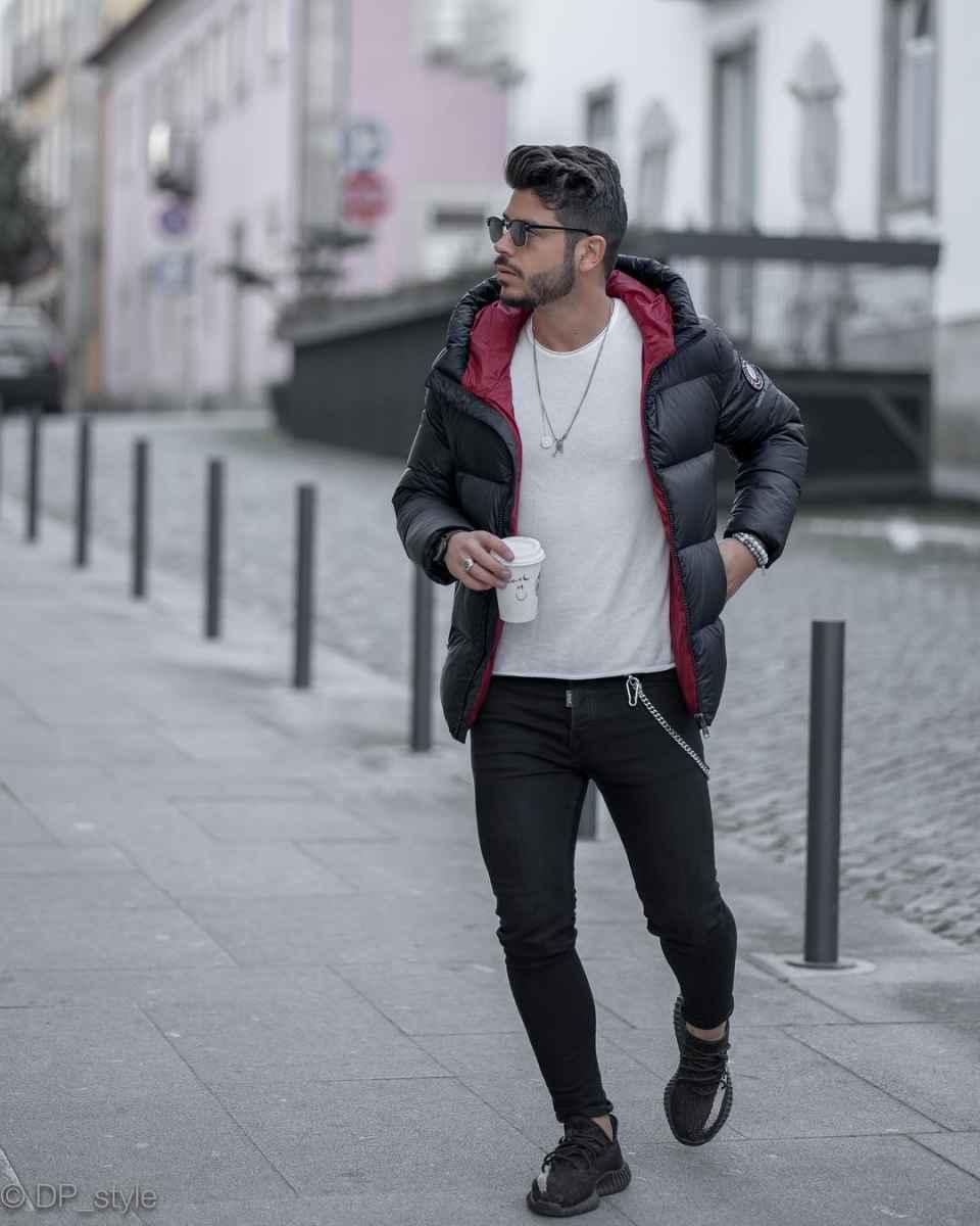 Как одеться мужчине стильно и недорого фото идеи_50