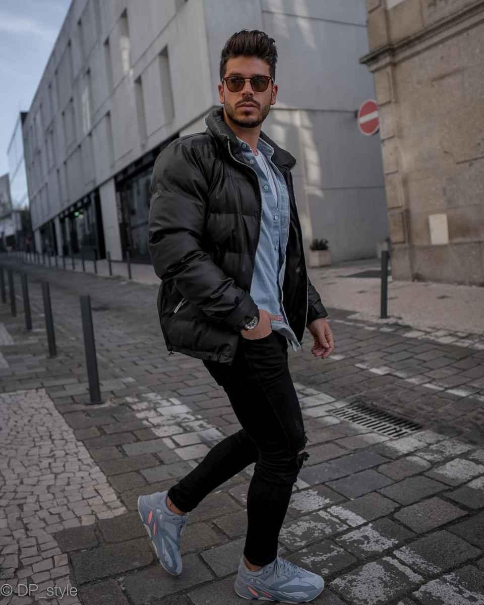 Как одеться мужчине стильно и недорого фото идеи_48