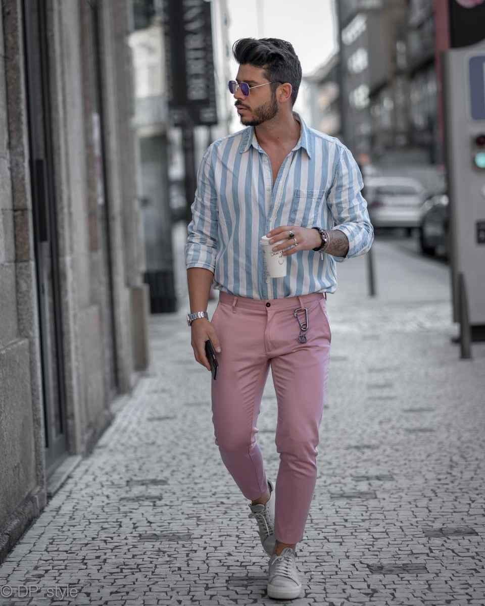 Как одеться мужчине стильно и недорого фото идеи_47