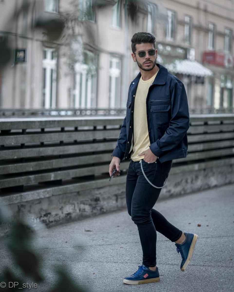 Как одеться мужчине стильно и недорого фото идеи_46