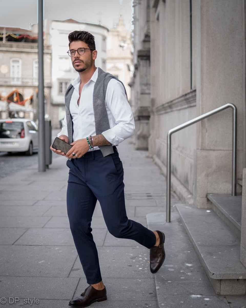 Как одеться мужчине на корпоратив фото_13