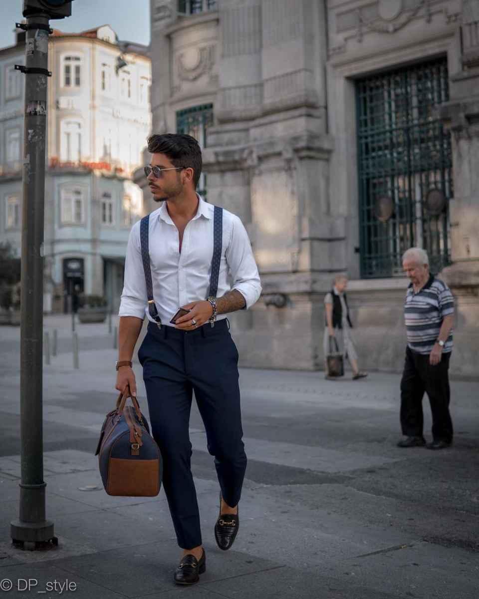 Как одеться на свадьбу мужчине гостю фото_9