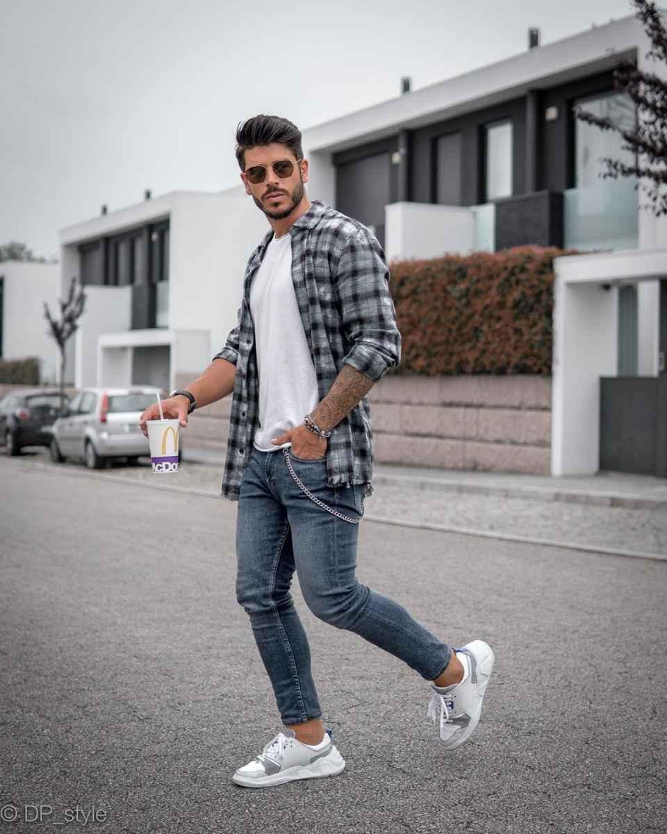 Как одеться мужчине стильно и недорого фото идеи_42