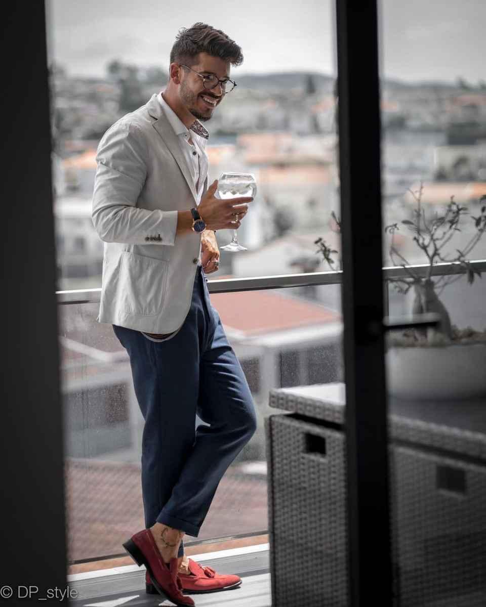 Как одеться мужчине на корпоратив фото_5