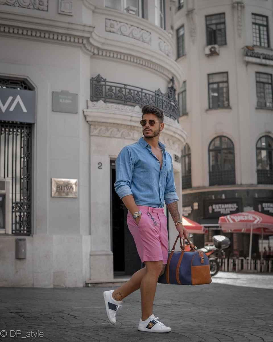 Как одеться мужчине на корпоратив фото_39