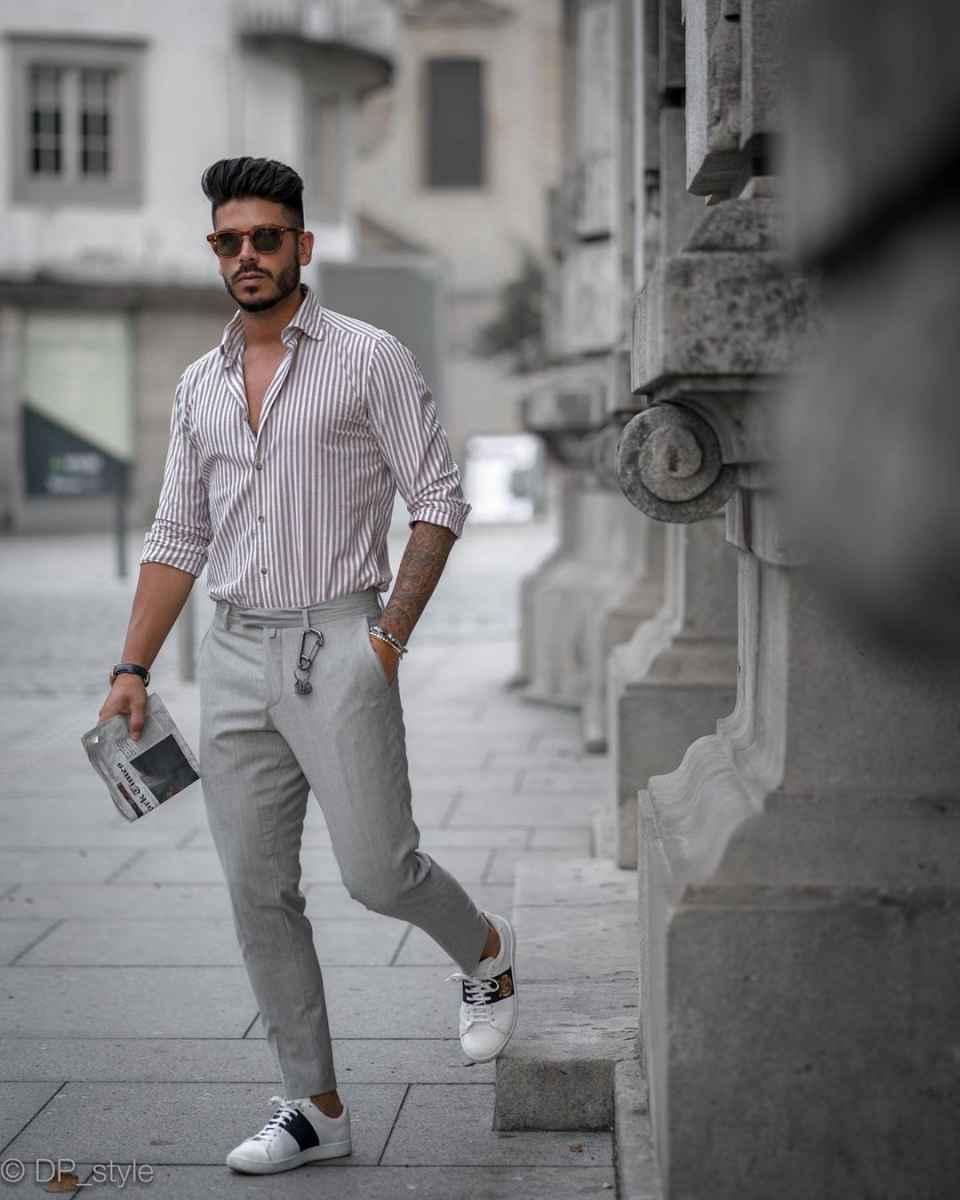 Как одеться мужчине стильно и недорого фото идеи_37