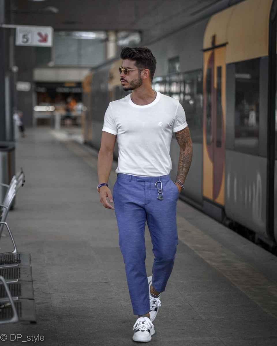 Как одеться мужчине на корпоратив фото_38