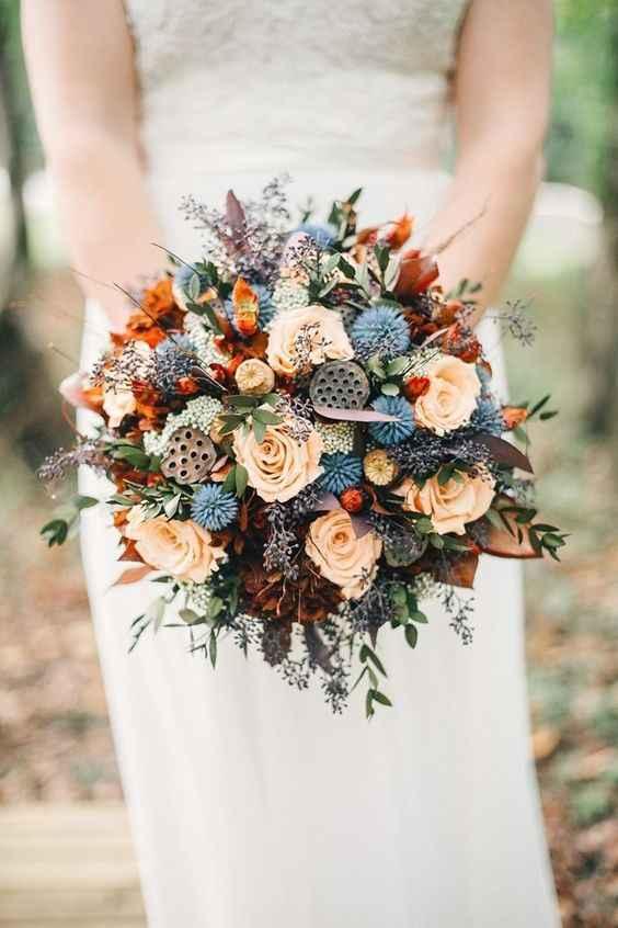 Красивый букет для невесты фото_3