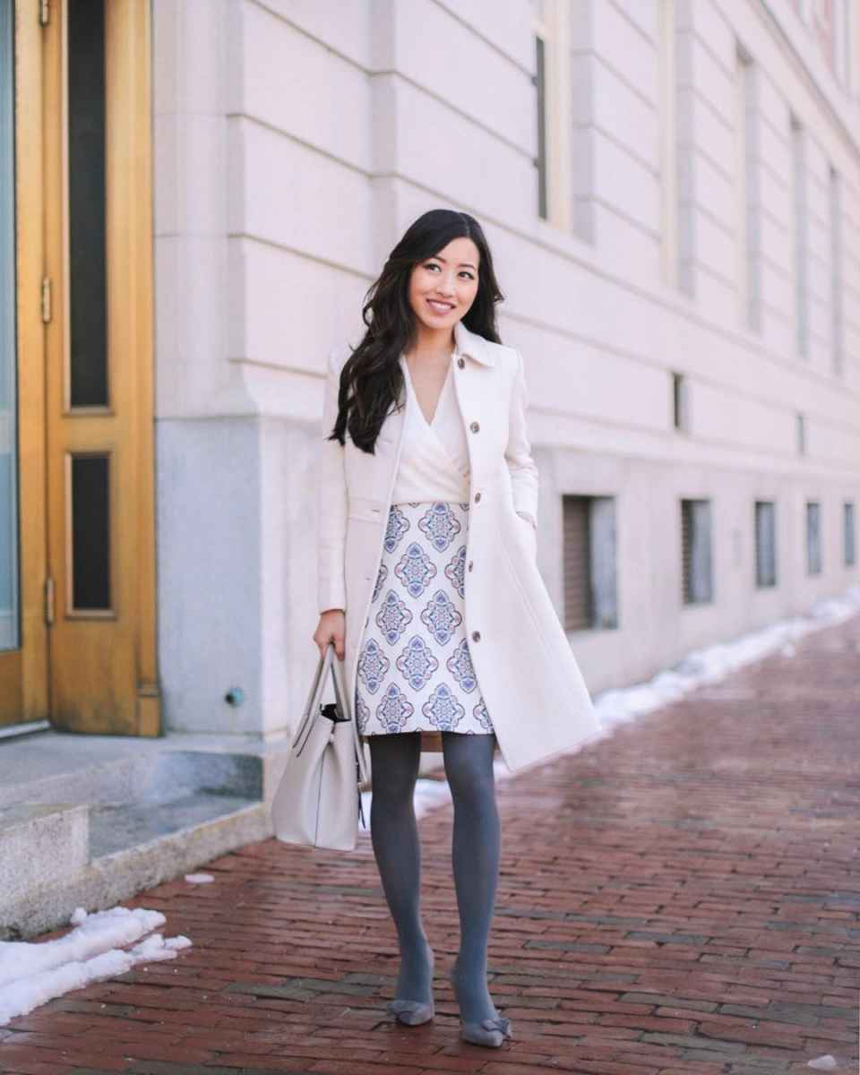 Мода для невысоких осень-зима 2019-2020 фото_67