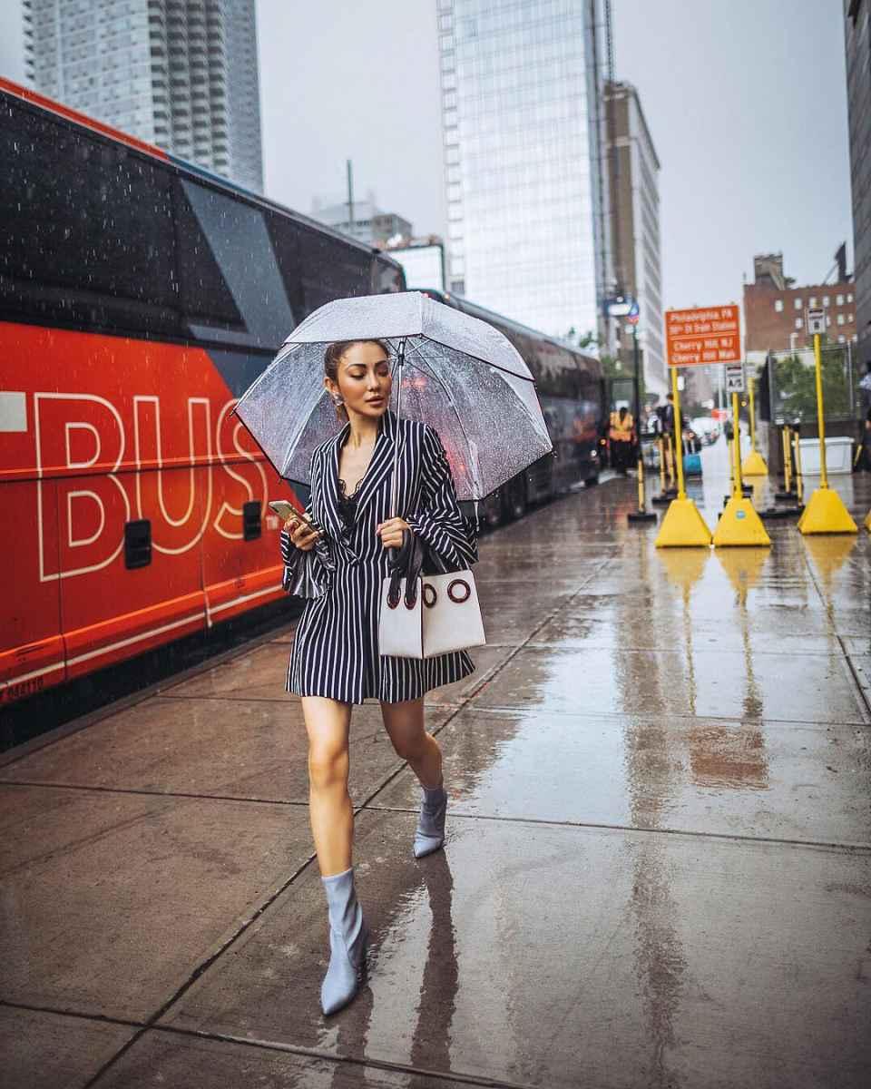 Мода для невысоких осень-зима 2019-2020 фото_21