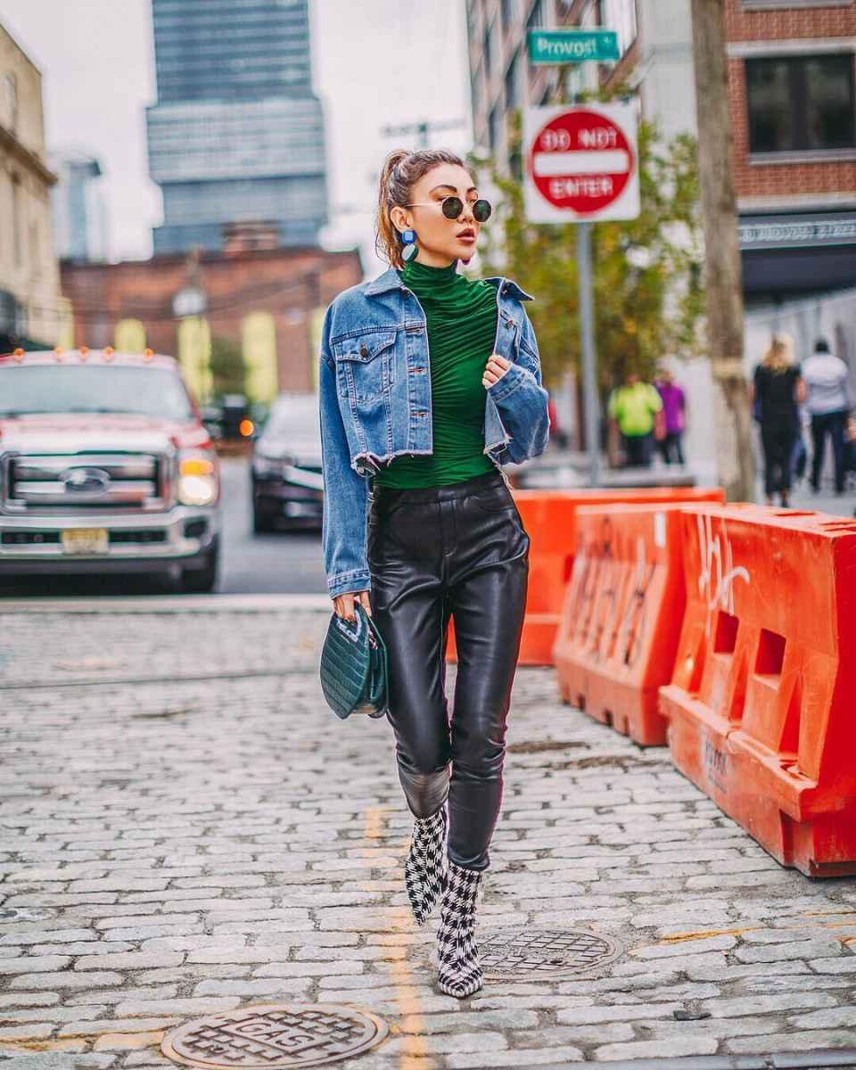 Мода для невысоких осень-зима 2019-2020 фото_20
