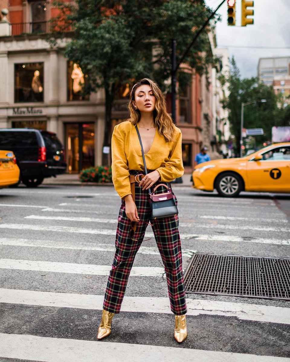 Мода для невысоких осень-зима 2019-2020 фото_18