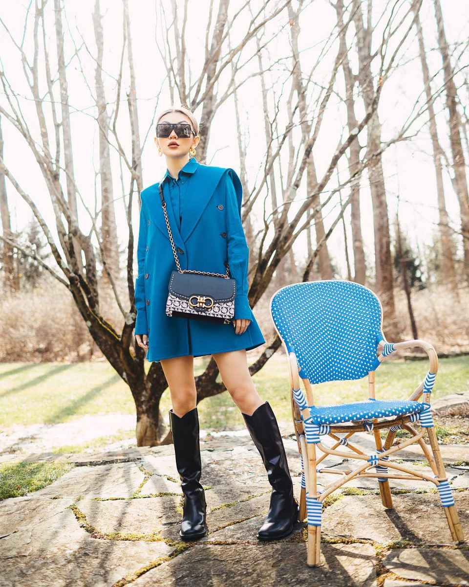 Мода для невысоких осень-зима 2019-2020 фото_11