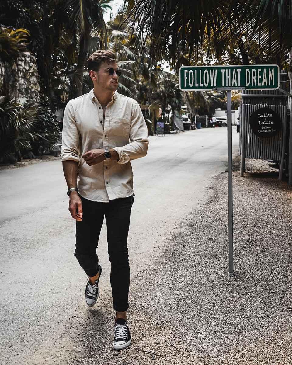 Как одеться мужчине стильно и недорого фото идеи_84