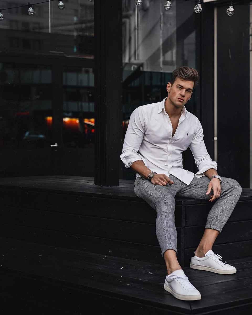 Как одеться мужчине стильно и недорого фото идеи_81