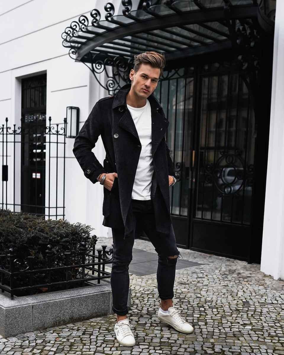Как одеться мужчине стильно и недорого фото идеи_79