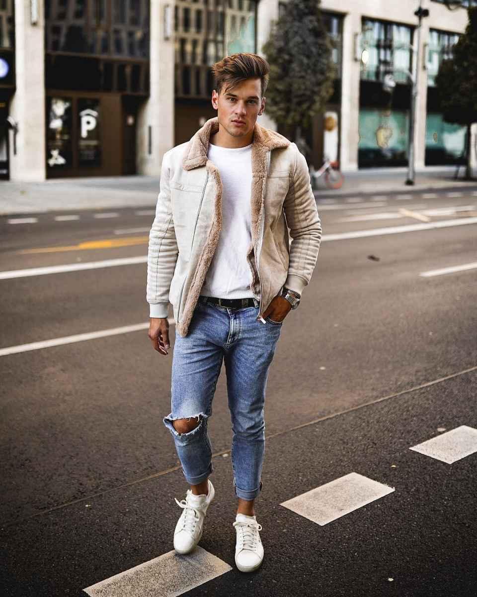 Как одеться мужчине стильно и недорого фото идеи_73