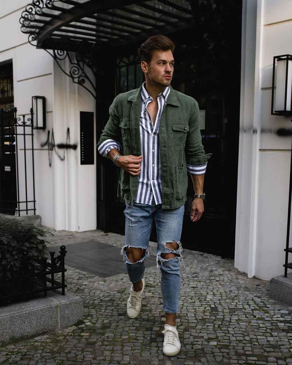 Как одеться мужчине стильно и недорого фото идеи_69